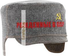 Art der Baseballcap Geboren in UdSSR. Männer Hüte