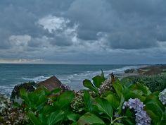 Normandy seascape    photo by c arrouet