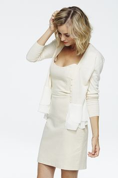 Chic Peek: Lauren Conrad Spring Paper Crown Collection LOVE THIS CARDIGAN!
