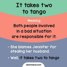 It takes two to tango - Repinned by Chesapeake College Adult Ed. We offer free classes on the Eastern Shore of MD to help you earn your GED - H.S. Diploma or Learn English (ESL) . For GED classes contact Danielle Thomas 410-829-6043 dthomas@chesapeke.edu For ESL classes contact Karen Luceti - 410-443-1163 Kluceti@chesapeake.edu . www.chesapeake.edu