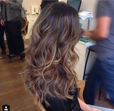 Hair Brunette Babylights Balayage Ideas For 2019 Ombre Hair, Balayage Hair, Bayalage, Brown Balayage, Cabello Color Chocolate, Hair Color And Cut, Brunette Hair, Hair Highlights, Hair Day