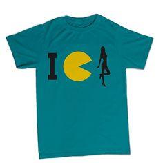 T-shirt I Pacman Girls BTH0013 **beezarre**