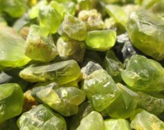 Peridot (150Carats) Green Peridot, Peridot for amulet,August birthstone,Peridot for talisman,Peridot for altar,Zin Garden stones,Grid stones