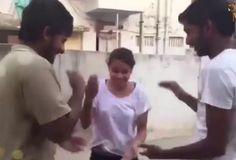 Funny Desi Girl Fail GIF - https://funnytube.in/funny-desi-girl-fail-gif/