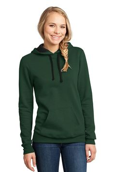 District Women's The Concert Fleece Hoodie >>> You can find more details by visiting the image link.