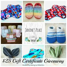 GIVEAWAY: $25 Gift Certificate to Janine's Place. Open worldwide! Ends July 7, 2014.