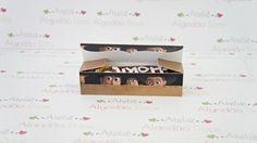 Caixa Candy Retangular - Ateliê Algodão Doce