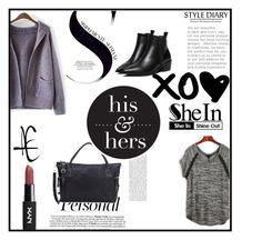 """""""shein 10"""" by amelaa-16 ❤ liked on Polyvore featuring shein"""