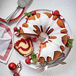 Red Velvet Marble Bundt Cake Recipe   MyRecipes.com