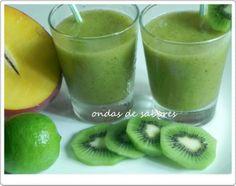 Suco Energético de Frutas