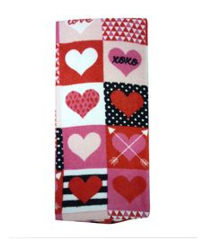Valentine's Day Hand Towel-Patchwork Hearts Valentine Gift Baskets, Valentine Gifts, Valentines Day, Online Craft Store, Craft Stores, Patchwork Heart, Joann Fabrics, Hand Towels, Fabric Crafts