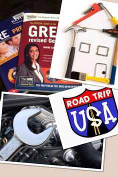 6. Apply to grad school.  Learn how to repair a car and remodel a house.  Road trip across America. #bareMinerals #READYtowin