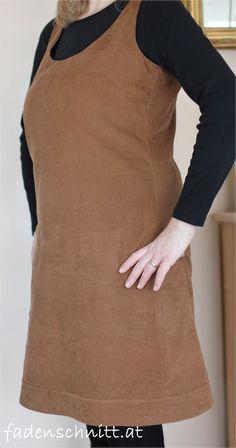 Fadenschnitt: Kleid ADA oder Rums #6