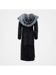 【Clearance Sale💥Shipped Within 24h】Hooded Toscana Coat - inkshe.com Long Hooded Coat, Winter Mode, Chilly Weather, Covered Buttons, Clearance Sale, Mantel, Hoods, Fur Coat, How To Wear