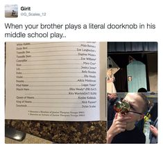 This budding thespian. | Literally Just 22 Really Stupid, Really Great Pictures