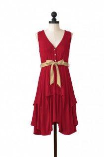 Meesh & Mia - FSU dress