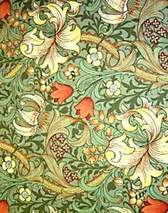 William Morris designs -just did bedroom with this!