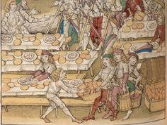 Diebold Schilling, Spiezer Chronik Bern · 1484/85 Mss.h.h.I.16 Folio 268