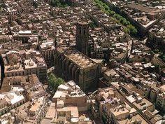 Església de Santa Maria del Pi. Barcelona (Catalunya)