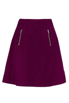 Ellos Collection Skjørt med lommer Fall Winter, Autumn, Zipper, Skirts, Pockets, Collection, Fashion, Moda, Skirt