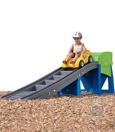 Extreme Roller Coaster Ride-On Playset ** You can find more details by visiting the image link. (This is an affiliate link) Extreme Roller Coaster, Roller Coaster Ride, Roller Coasters, Toys For Boys, Kids Toys, 4 Year Old Boy, Ride On Toys, Cool Ideas, Old Boys
