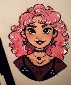 Cartoon Drawings, Cartoon Art, Cute Drawings, Drawing Sketches, Arte Emo, Drawn Art, Arte Sketchbook, Dope Art, Marker Art