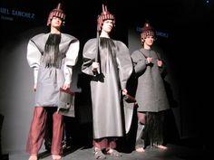 GSA Fashion Show 2014 Luis Miguel Sanchez Glasgow
