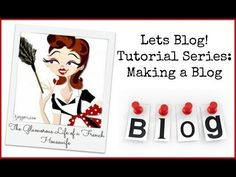 Lets Blog! Tutorial: How To Make a Blog in Blogger - YouTube