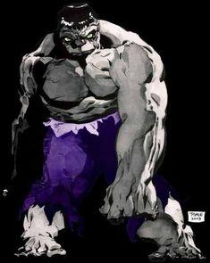 Comic Book Artist: Tim Sale | Abduzeedo Design Inspiration & Tutorials