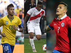 La Confederación Sudamericana de Fútbol (Conmebol) oficializó la programación de partidos correspondientes a la tercera y cuarta jornada de las Eliminatorias Sudamericanas para el mundial Rusia 2018 a desarrollarse el próximo jueves 12 y martes 17 de noviembre. Noviembre 11, 2015.