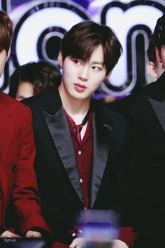 Wanna-One - Ha Sungwoon Guan Lin, Kim Jaehwan, Ha Sungwoon, Hot Shots, Seong, Ji Sung, Forever Love, 3 In One, Your Music