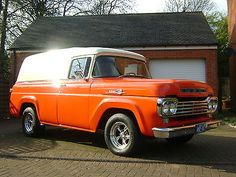 1000+ images about 1959 on Pinterest | Ford, Ford trucks ...
