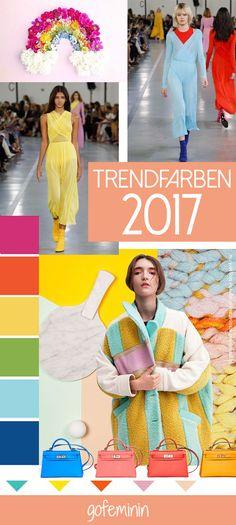 Auf gofeminin erfahrt ihr schon jetzt alle Modetrends Frühling/Sommer 2017!