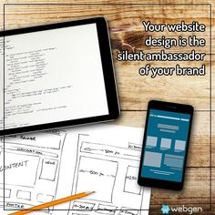 Your website design says a lot about you, so make sure you get to enjoy wide variety of options available at Webgen. Click here and get started today.