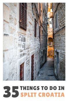 35 Things To Do In Split Croatia | Split Travel Blog