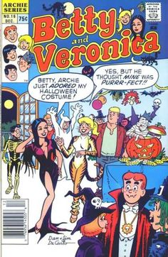 Archie - Halloween - Party - Cat - Vampire