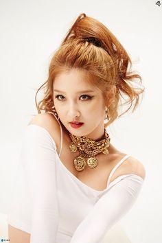 Jihyun looking beautiful ❤