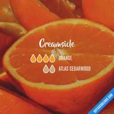 Creamsicle - Essential Oil Diffuser Blend