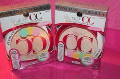 2X Physicians Formula Super CC Color-Correction & Care Compact SPF 30 Light 6215 #PhysiciansFormula