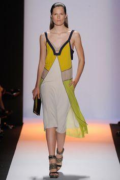 BCBG Max Azria Spring 2012 Ready-to-Wear Fashion Show - Caroline Brasch Nielsen