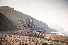 How cool is this! giant-dragon-head-on-beach-designboom-08 http://www.designboom.com/art/massive-dragon-skull-along-englands-jurassic-coast/?utm_campaign=daily_medium=e-mail_source=subscribers