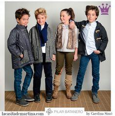 www.lacasitademartina.com ♥ PILAR BATANERO colección de moda infantil OI 2014/15 ROMÁNTICA y VERSÁTIL ♥ : ♥ La casita de Martina ♥ Blog Moda Infantil y Moda Premamá, Tendencias Moda Infantil #modainfantil #fashionkids #kids #childrensfashion #kidsfashion #niños #streetstyle #streetstylekids #vueltaalcole #backtoschool #tendenciasniños #tendenciasmodaniños #finaejerique #blogmodabebé
