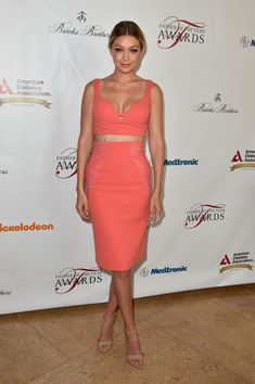 Gigi Hadid Photos - Greater Los Angeles Chapter of the American Diabetes Association's Father of the Year Awards - Zimbio