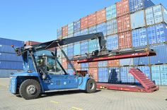 The 4FOLD Foldable Container saves up to 25% on empty repositioning