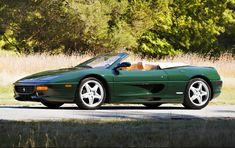 1996 Ferrari F355 Spider | Gooding & Company