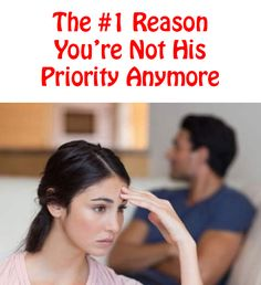 The #1 Reason You're Not His Priority Anymore http://commitmentconnection.com/the-1-reason-youre-not-his-priority-anymore/