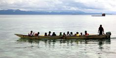 The local school bus Raja Ampat Islands, Archipelago, Some Pictures, The Locals, Underwater, Free People, Earth, School, Life