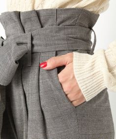 ウエストリボンラッピングパンツ|[公式]へザー(Heather) WEB STORE/ トレンドファッションブランド/直営通販サイト