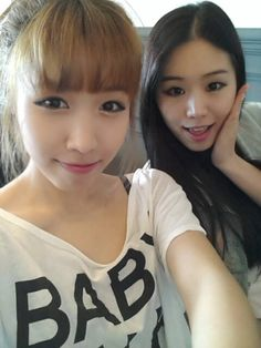 Waveya Ari & MiU- Angel sisters ♥