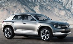 VW Tiguan Cross Coupe